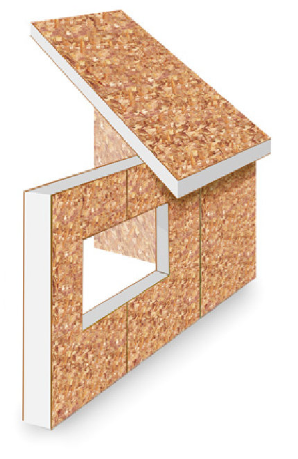 Build with structural insulated panels Building with sip